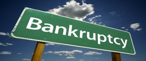 Bankruptcy can help you get out of debt.