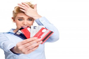 Bankruptcy can erase excessive credit card debt.