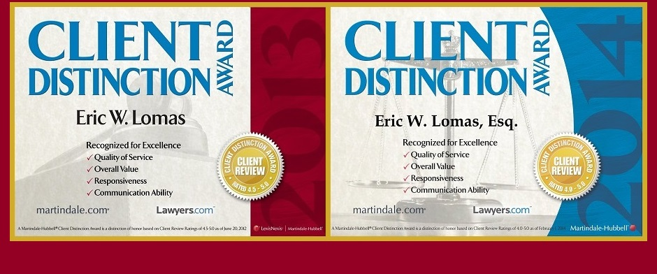 Recognized for Excellence in Client Service